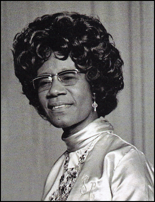 a biography of shirley anita st hill chisholm Shirley chisholm, as she was known, was an american politician, educator, and author shirley was the first african-american woman elected to the united states congress, representing new york's 12th congressional district.